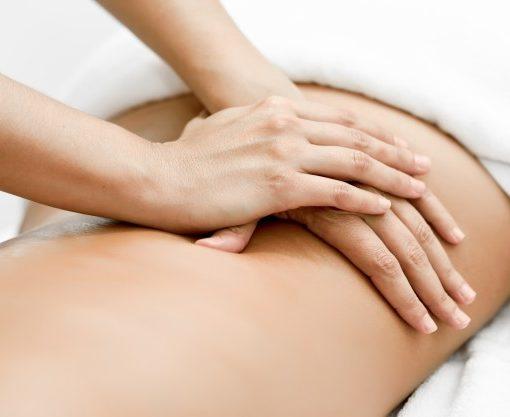 massaggio decontratturante schiena roma prati
